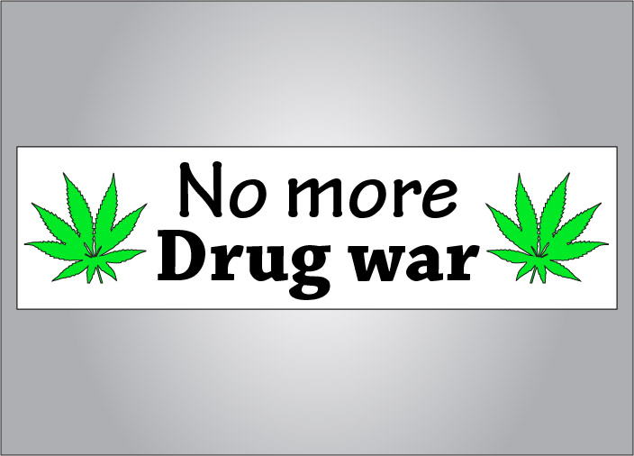 Tell the world that you want no more drug war.