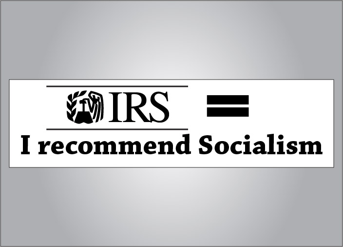 What does IRS really stand for?