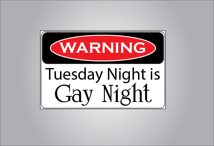 Can't be gay every night
